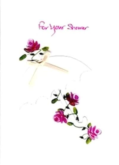 Catalog Bridal Shower Umbrella A