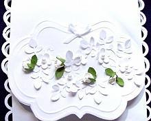 Monetary Wedding Gift Folder