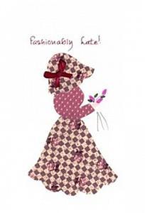 Fashionably Late Kate