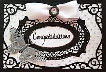 Special Congratulations card