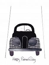 Black Oldie car