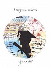 Graduation Silhouette/on the  World