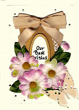 Special Our Best Wishes card