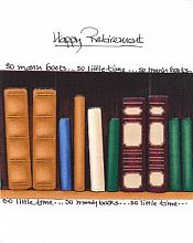 Retirement/for the reader