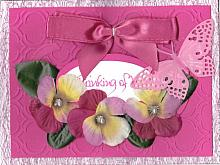 Special Thinking of  You All occasion card