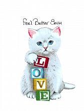 Feel Better Soon Kitty