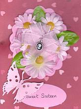 Sweet 16 Birthday with pendant