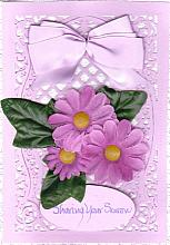 Special Sharing your Sorrow greeting card