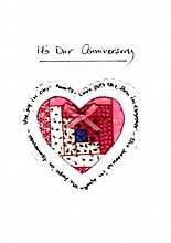 Our Anniversary Patchwork
