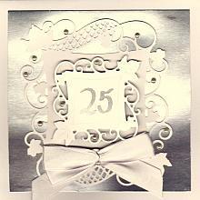 25th Anniv. Gift holder