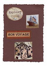 Explore Bon Voyage Card