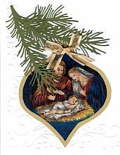 Creche Ornament