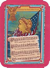 Lady Liberty Note card