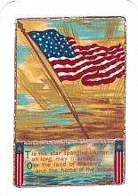 Old Glory Note card