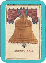 Liberty Bell note card