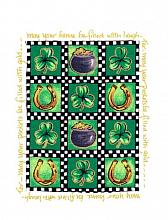 St. Patrick's Day Patchwork