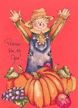 Scarecrow Praise