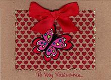 Valentine Flutter Fly