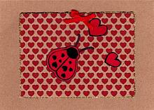 Valentine Lady Bug