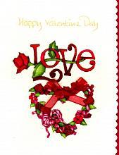 Valentine Love Heart #3