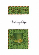 St.Patty's Day Top Hat