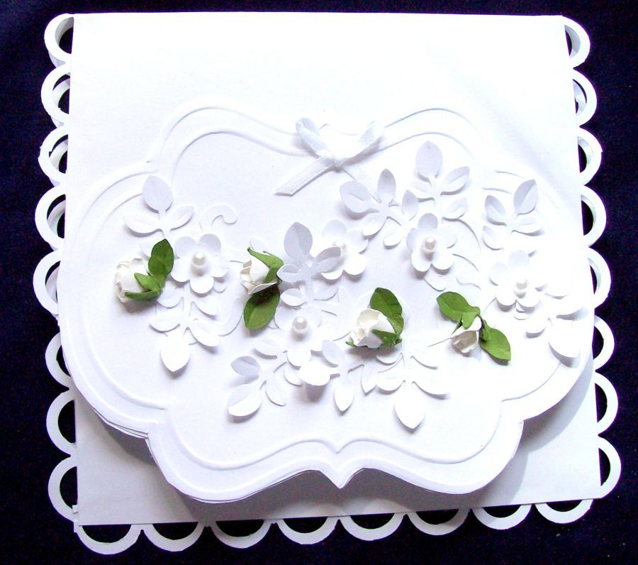 Wedding Gift Card Presentation : ... Wedding gift folder to present a monetary gift or gift card to the